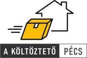 A költöztető Pécs –